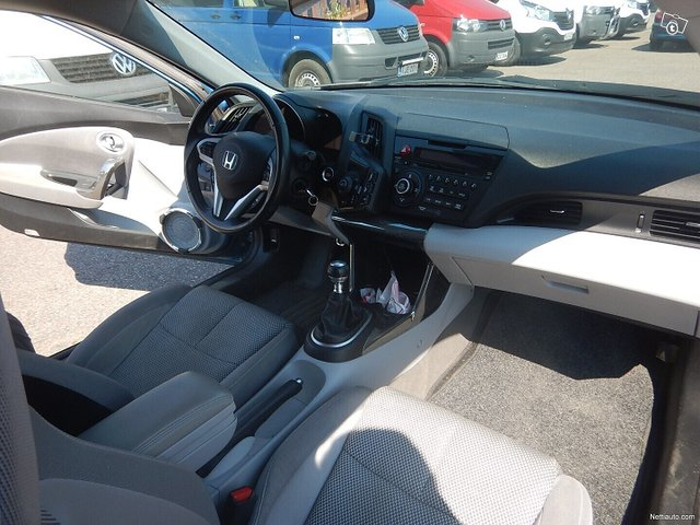 Honda CR-Z 7