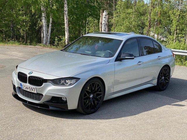 BMW 335XI 9