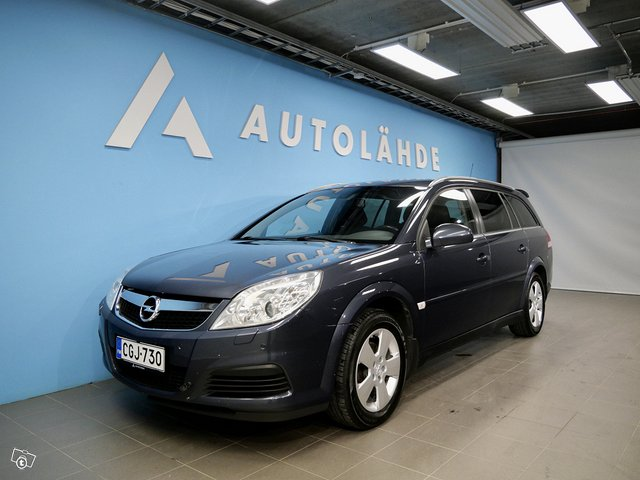 Opel VECTRA STATION WAGON