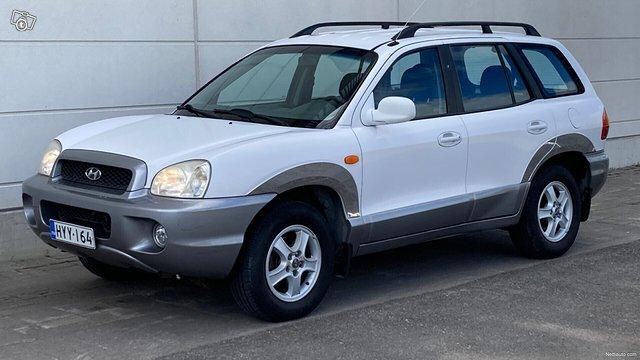 Hyundai Santa Fe, kuva 1