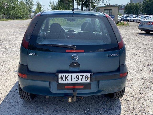 Opel Corsa 6