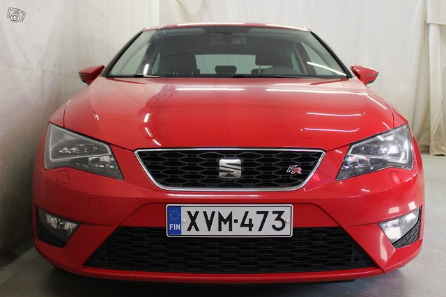 Seat Leon SC 8