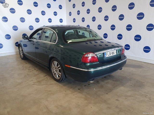 Jaguar S-Type 6