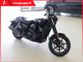 Harley-Davidson Harley-Davidson Street 750, Moottoripyörät, Moto, Hämeenlinna, Tori.fi