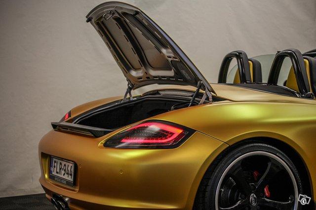 Porsche Boxster 4