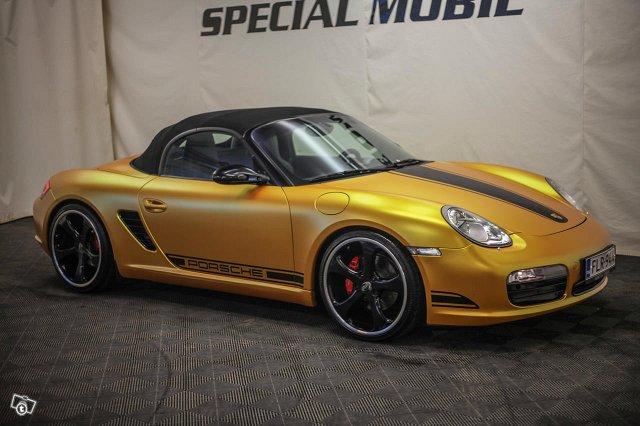 Porsche Boxster 10