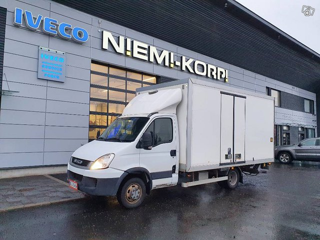 Iveco Daily 50 C 17