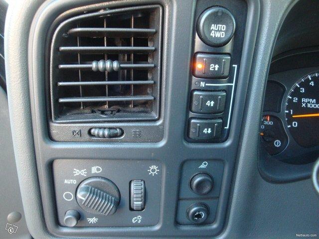 Chevrolet Avalanche 9
