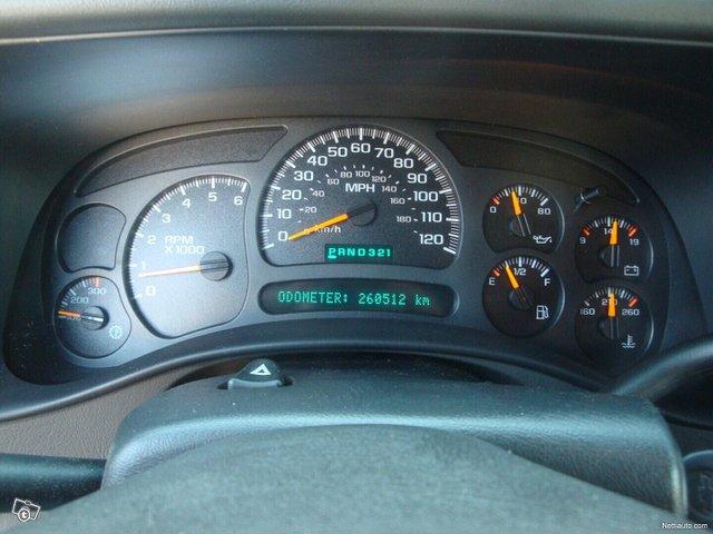 Chevrolet Avalanche 10