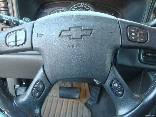 Chevrolet Avalanche 18