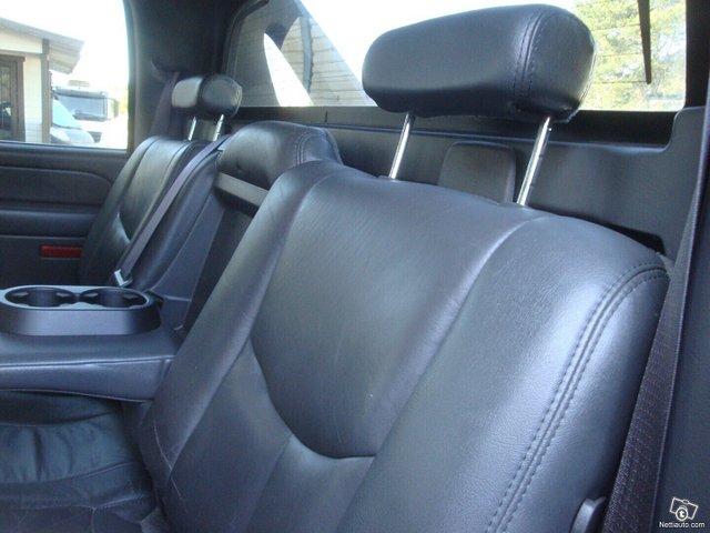 Chevrolet Avalanche 23