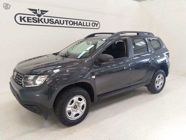 Dacia Duster 1