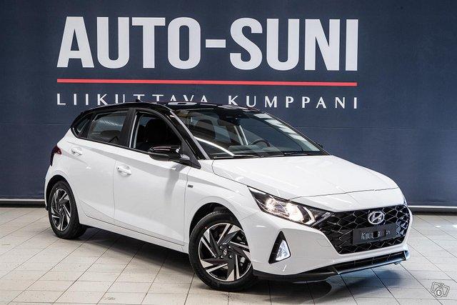 Hyundai I20 Hatchback 1