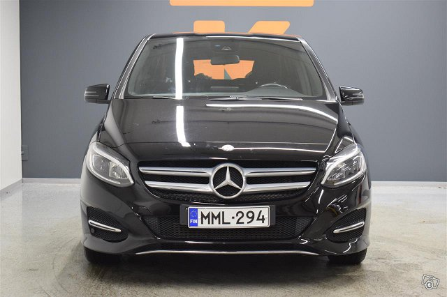 Mercedes-Benz B 2