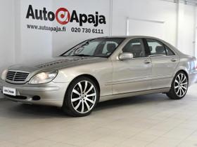Mercedes-Benz S, Autot, Viitasaari, Tori.fi