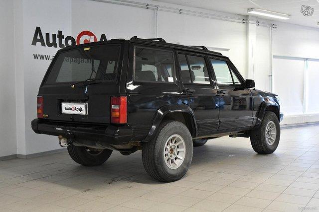 Jeep Cherokee 5