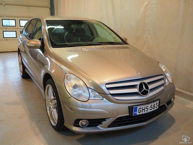 Mercedes-Benz R, kuva 1