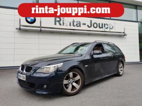 BMW 5-SARJA, Autot, Mikkeli, Tori.fi