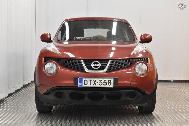 Nissan Juke 8