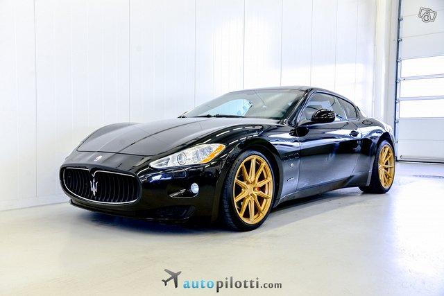 Maserati Granturismo 6