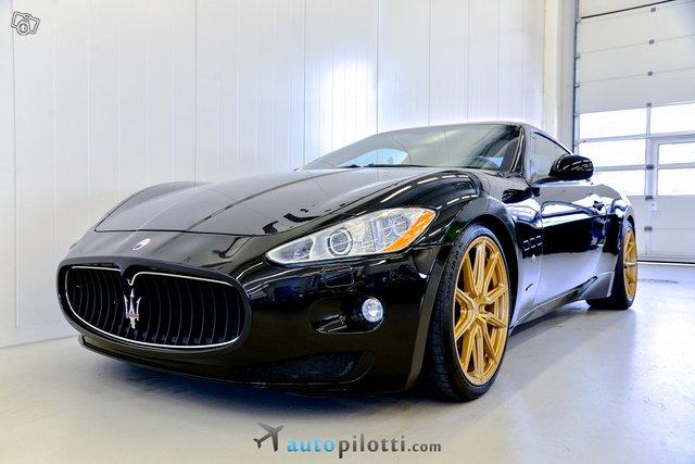 Maserati Granturismo 7