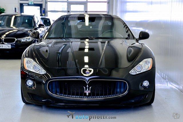 Maserati Granturismo 8