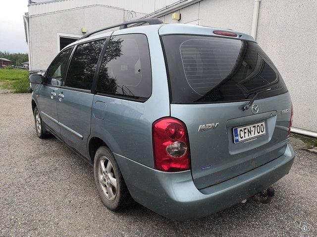 Mazda MPV 4
