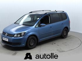 Volkswagen Touran, Autot, Vantaa, Tori.fi
