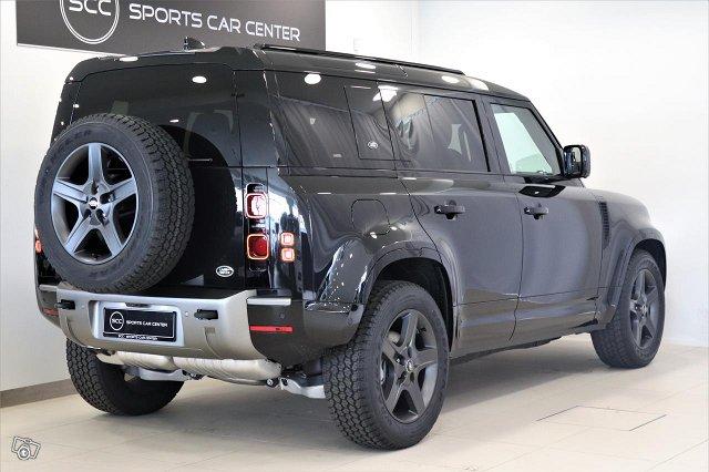 Land Rover Defender 3
