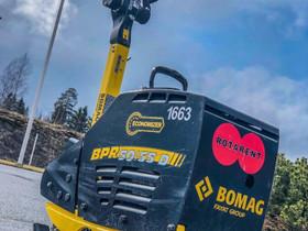 Bomag BPR 50/55D - ECONOMIZER, Maanrakennuskoneet, Työkoneet ja kalusto, Pirkkala, Tori.fi