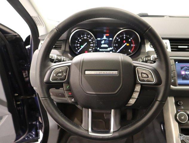 Land Rover Range Rover Evoque 13