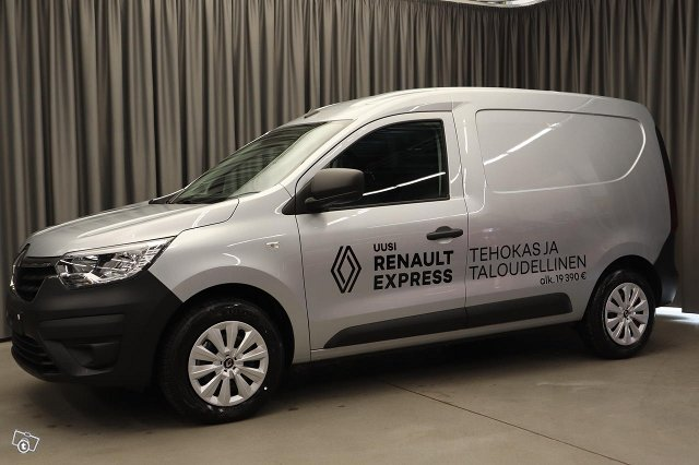 Renault Express 3
