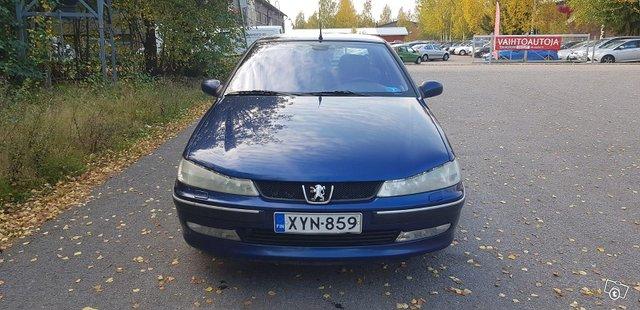 Peugeot 406 6