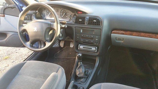 Peugeot 406 11
