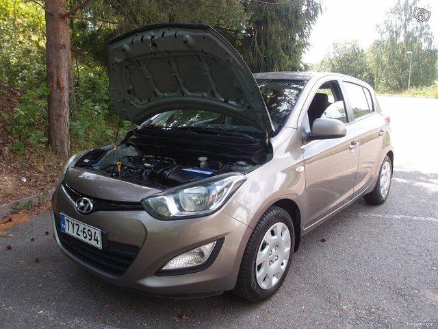 Hyundai I20 22