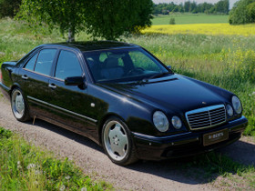Mercedes-Benz E60 AMG, Autot, Raasepori, Tori.fi