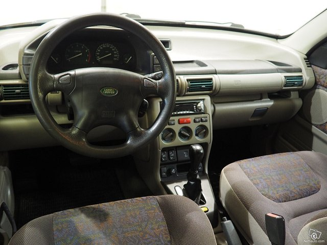 Land Rover Freelander 12