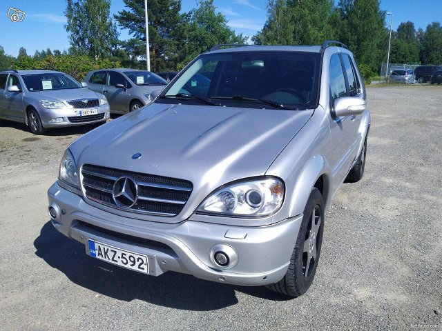 Mercedes-Benz ML 55 AMG