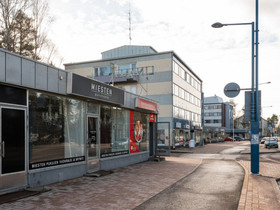 Hyvinkää Keskusta Uudenmaankatu 8-10 Myymälähuonei, Liikkeille ja yrityksille, Hyvinkää, Tori.fi