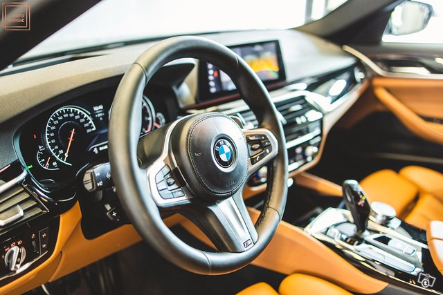 BMW 540 21