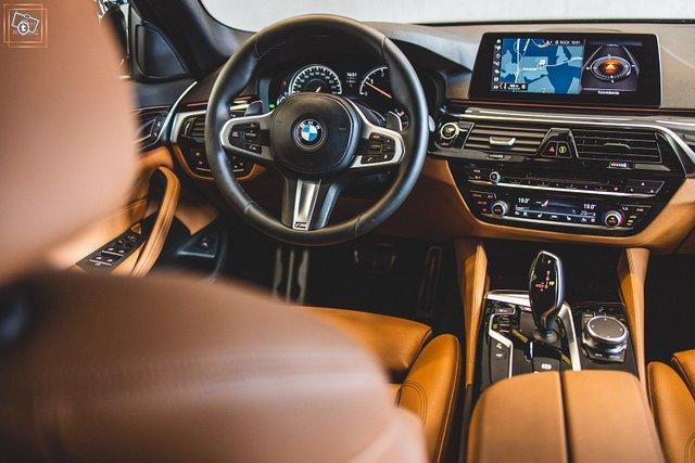 BMW 540 22