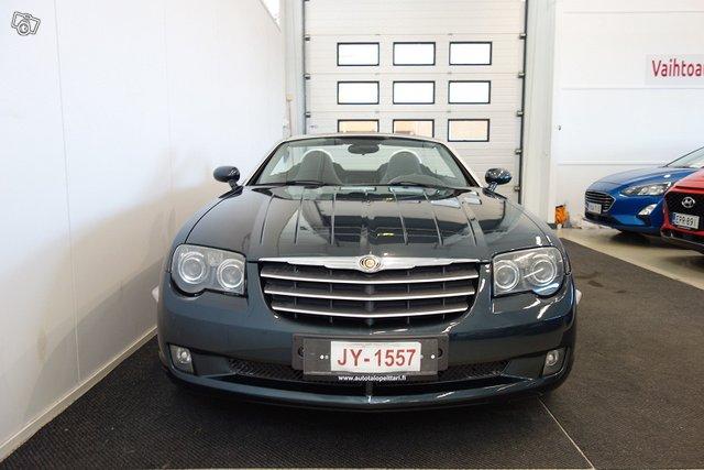Chrysler CROSSFIRE 14