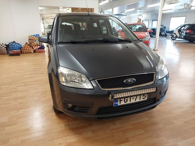 Ford Focus C-Max 2