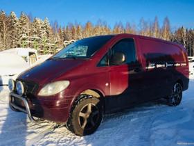 Mercedes-Benz Vito 115CDI, Autovaraosat, Auton varaosat ja tarvikkeet, Helsinki, Tori.fi
