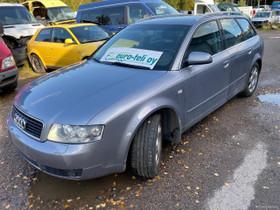 Audi A4 Avant 1.8T, Autovaraosat, Auton varaosat ja tarvikkeet, Helsinki, Tori.fi