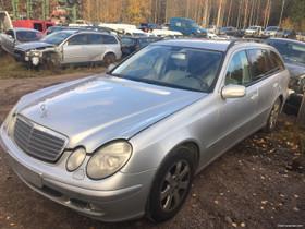 Mercedes Benz 270 CDI w211, Autovaraosat, Auton varaosat ja tarvikkeet, Helsinki, Tori.fi