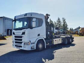 Scania R500, Kuljetuskalusto, Työkoneet ja kalusto, Ylöjärvi, Tori.fi