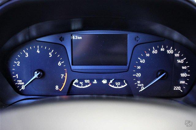 Ford Fiesta Van 24