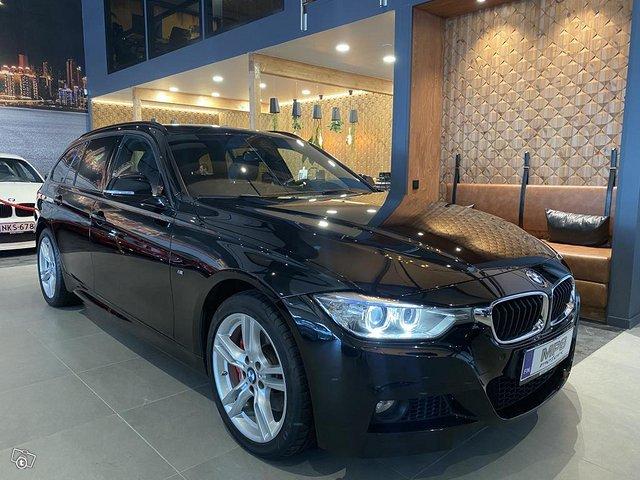 BMW 335D Xdrive 1