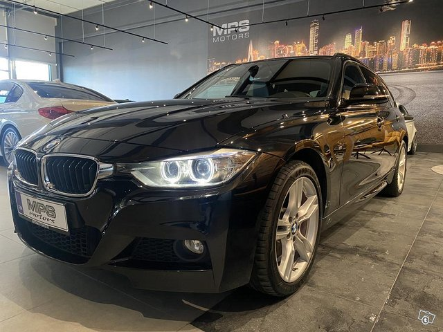 BMW 335D Xdrive 2